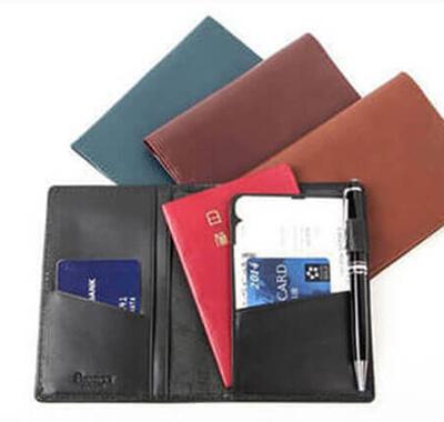 ブースターズ パスポートケース