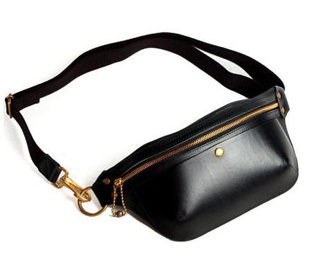 クランプのボディバッグ ポケットバッグ