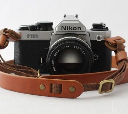 ドゥラムのカメラストラップ カメラストラップ A