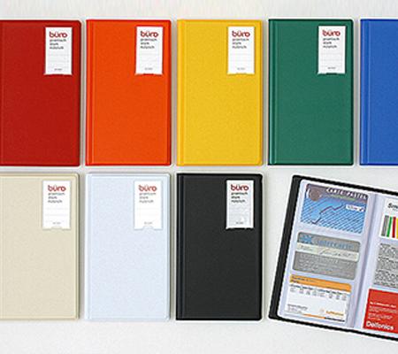 デルフォニックスのカードケース ビュローカードファイルS
