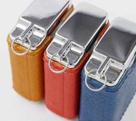 スリップオンの携帯灰皿 AZ モバイルアシュトレイ