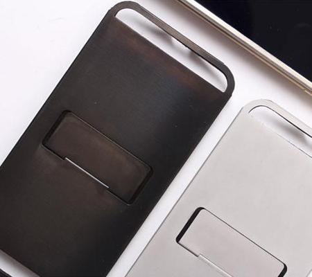 クラウストルム フラップ6 フラップ7 ヘアーライン iPhone6S iPhone7S