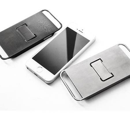 クラウストルム フラップ5 ブラックニング iPhone5(s)SE HORDER