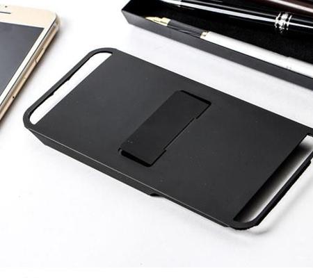 クラウストルム フラップ6 フラップ7 ブラックマット iPhone6(s) iPhone7(s)HORDER