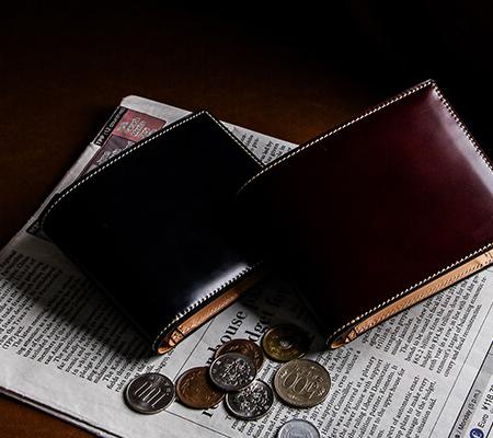 フラソリティ 二つ折り 財布