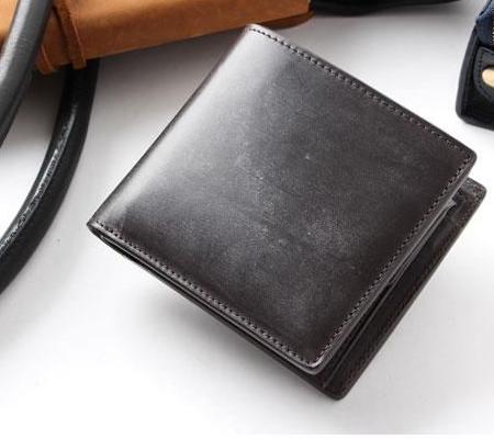 チマブエの財布 ブライドル 二つ折り財布 15050