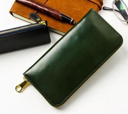 チマブエの財布 ブライドル ラウンド財布 15052