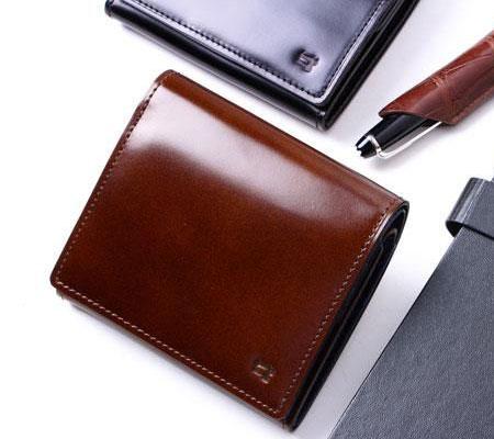 レディオアオーダーの財布 GLAMOROUS CHI-BI 二つ折り財布