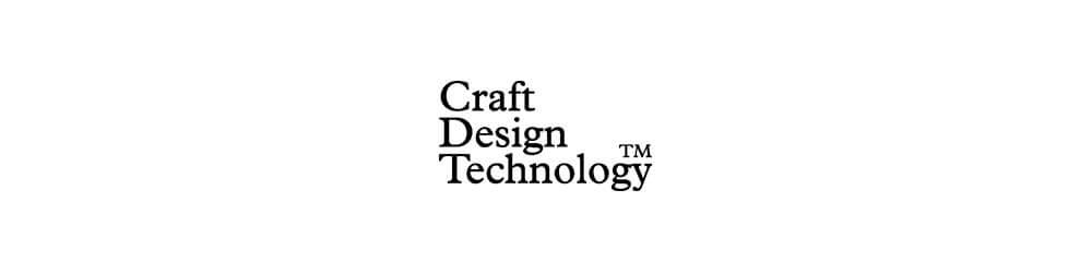 Craft Design Technology クラフトデザインテクノロジー