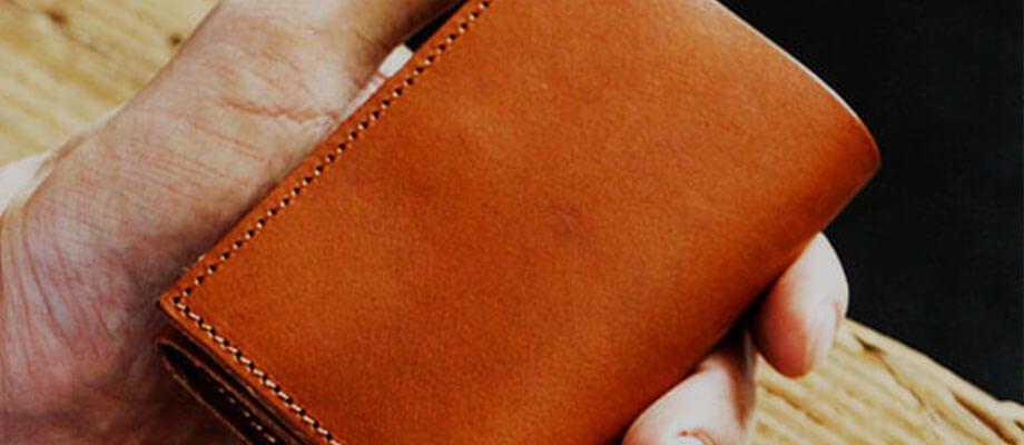 エムピウの財布 ストラッチョ