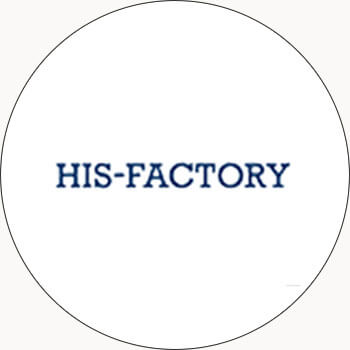 HIS-FACTORYの職人紹介