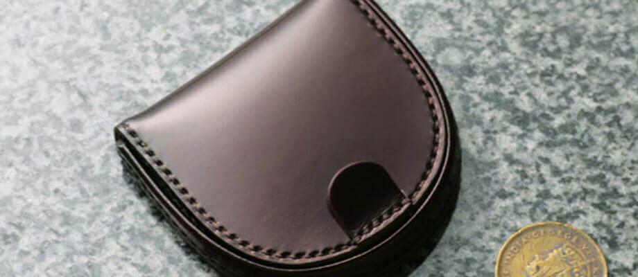 パーリィーのコインケース 馬蹄型小銭入れ