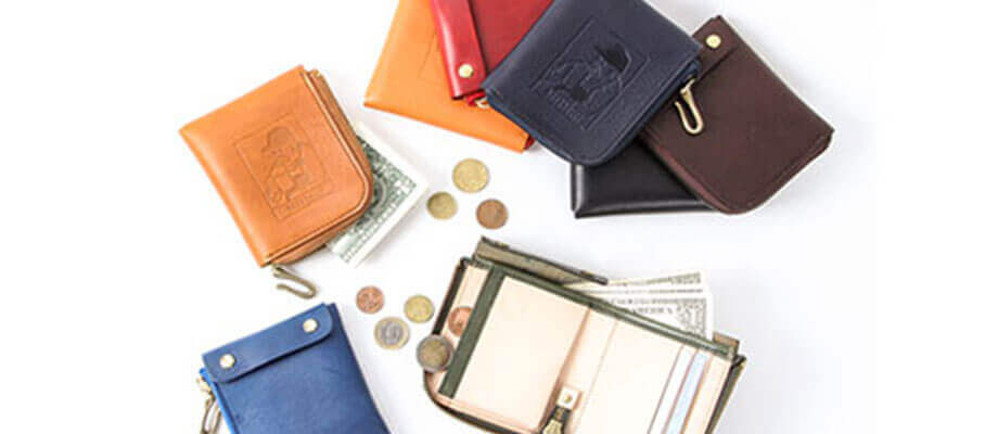 87ea21d7c3bb ビアベリーの二つ折り財布 SMALL ROUND WALLET