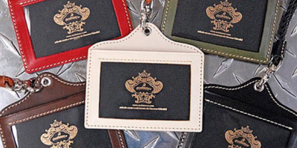 オロビアンコ IDカードケース