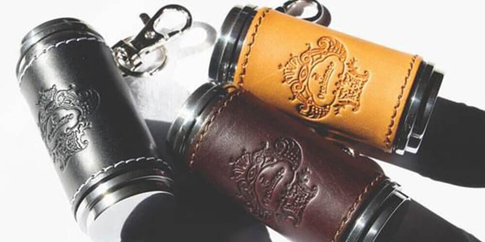 オロビアンコ プレゼントに人気の携帯灰皿