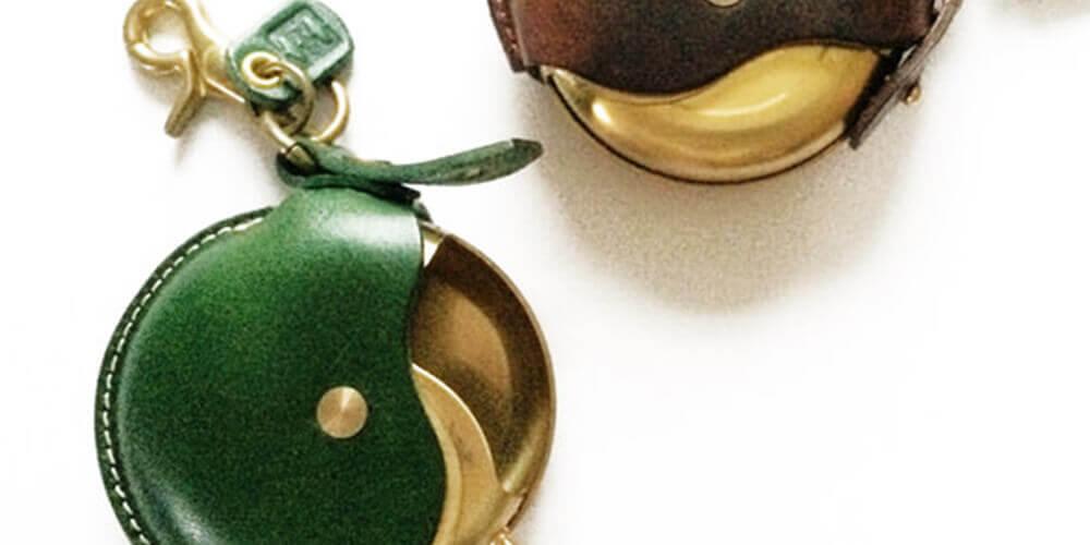 クランプ プレゼントに人気の携帯灰皿