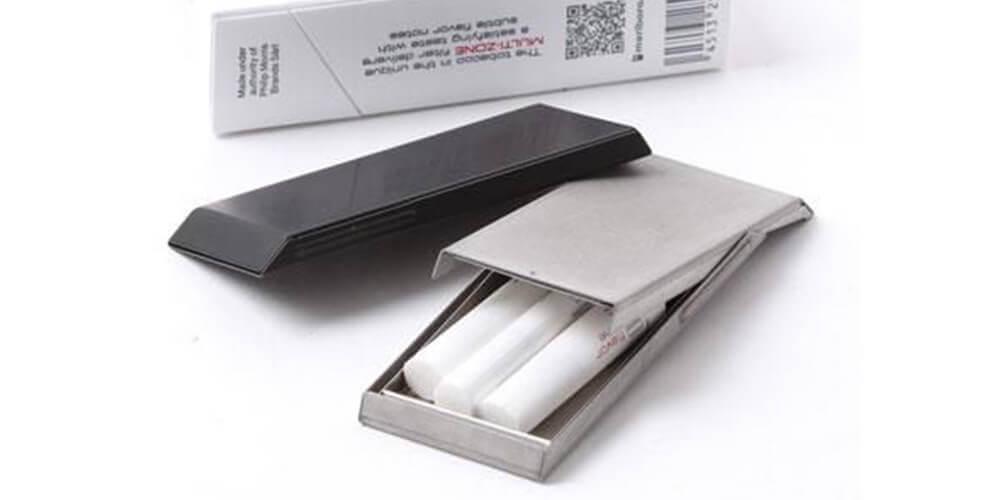 オロビアンコ 真鍮や木製の携帯灰皿