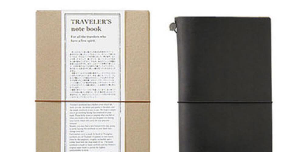 ミドリ トラベラーズノート 手帳カバー