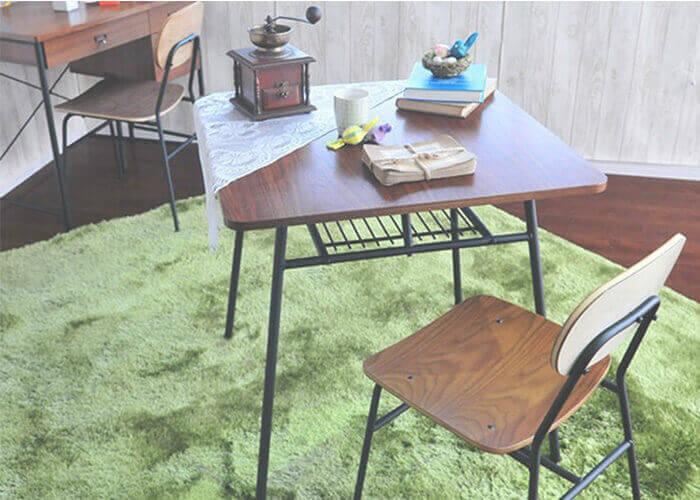 佐藤産業のダイニングテーブル カロンダイニングテーブルCa73-75 BR