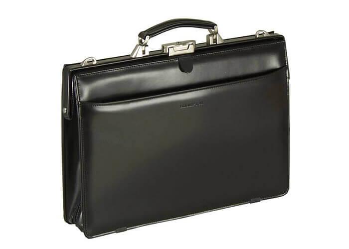 ブロンプトンのダレスバッグ 合皮ダレスバッグ