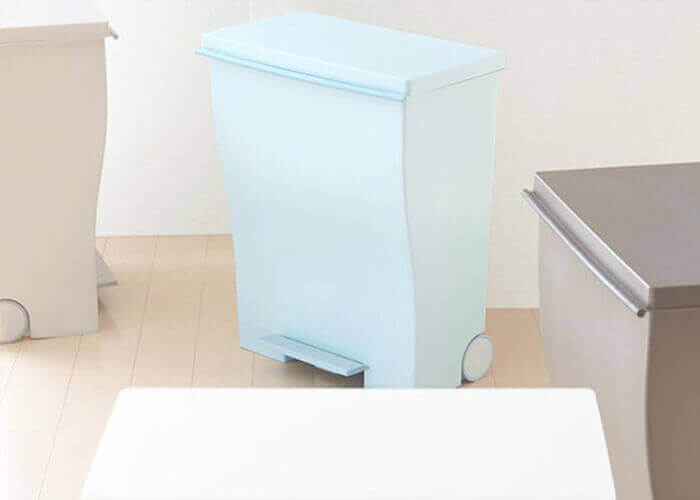 クードのゴミ箱 ワイドペダルペール