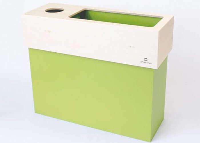 ヤマト工芸のゴミ箱 dust&tissue case