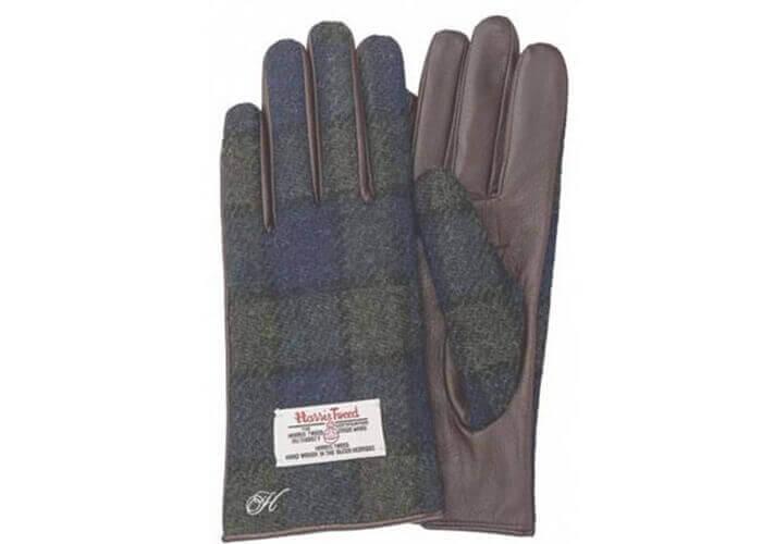 ヘミングスの手袋 ハリスツイード GLOVE