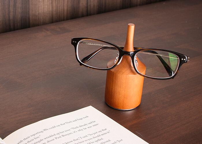 エムスコープ メガネ置き glasses place M.SCOOP