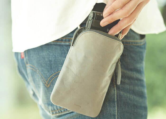 ヘンニー モバイルケース 1マイルバッグ