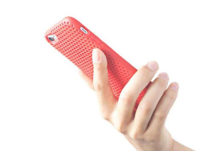 アンドメッシュ スマホケース メッシュ iPhone 6