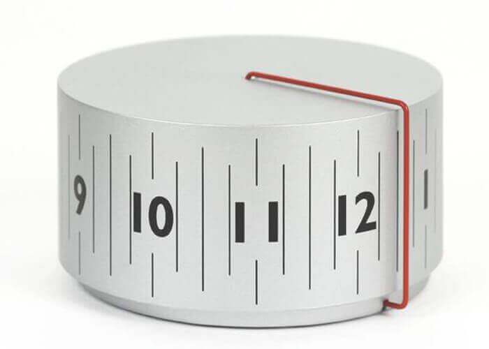 レクソンの置き時計 AROUND CLOCK