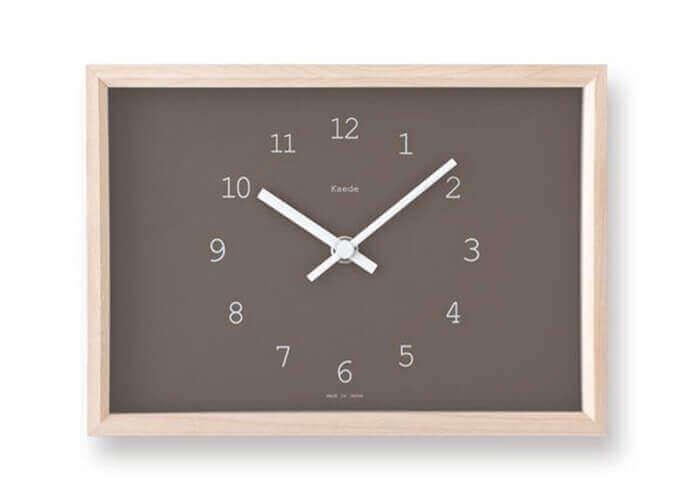 レムノスの置き時計 Kaede