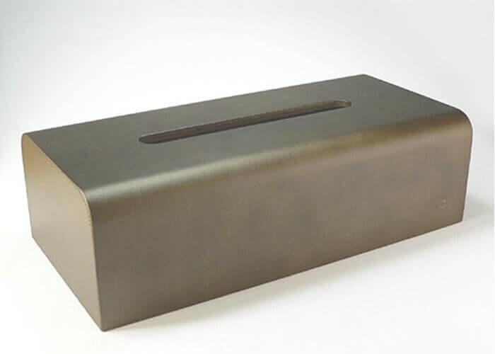 ヤマト工芸のティッシュケース NATURE-BOX