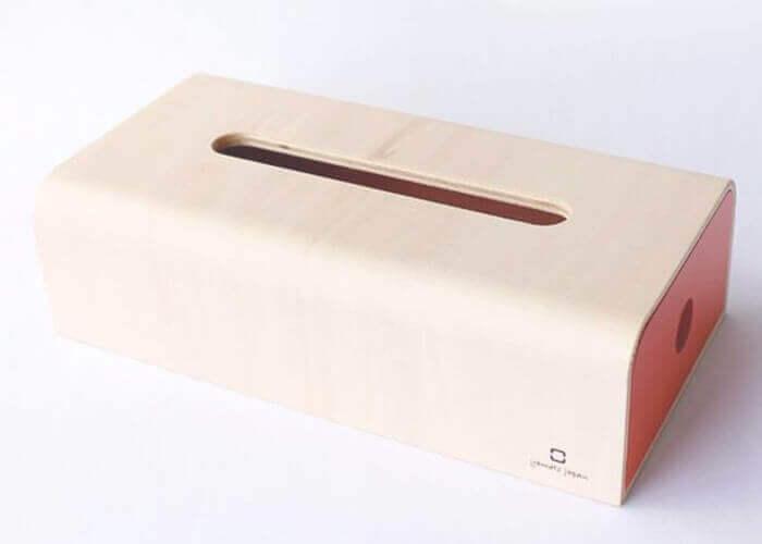 ヤマト工芸のティッシュケース KOBAKO
