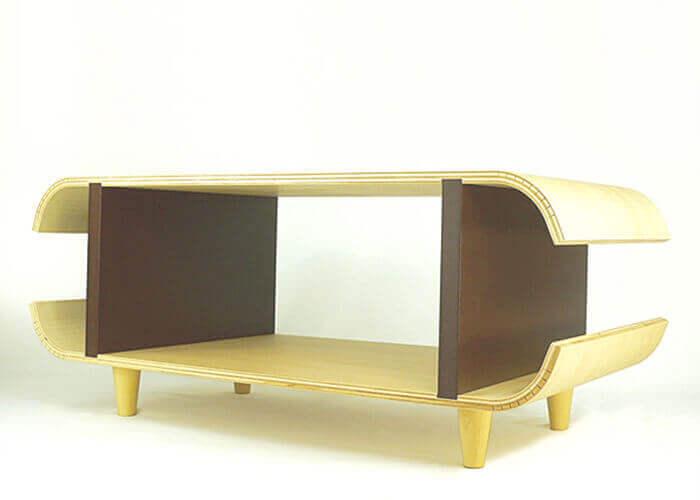 ヤマト工芸のテレビボード TVボード マカロン