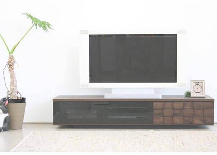 ガルトのテレビボード CK 160ローボード