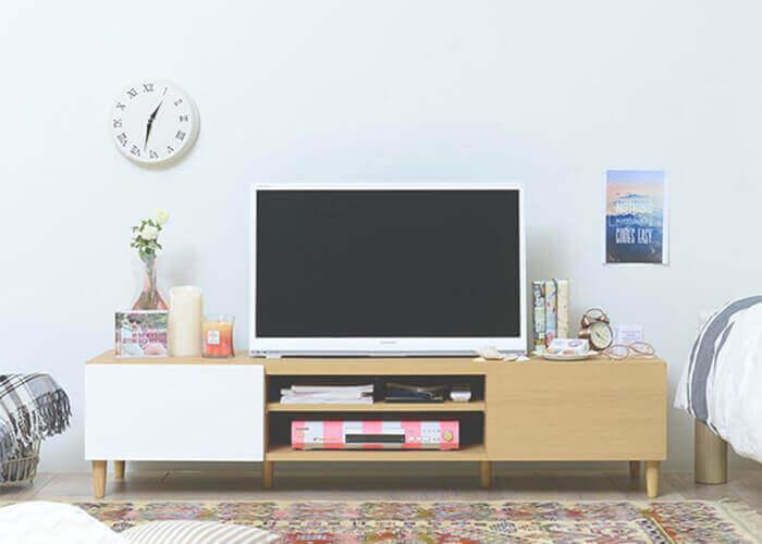 佐藤産業のテレビボード クリエローボード