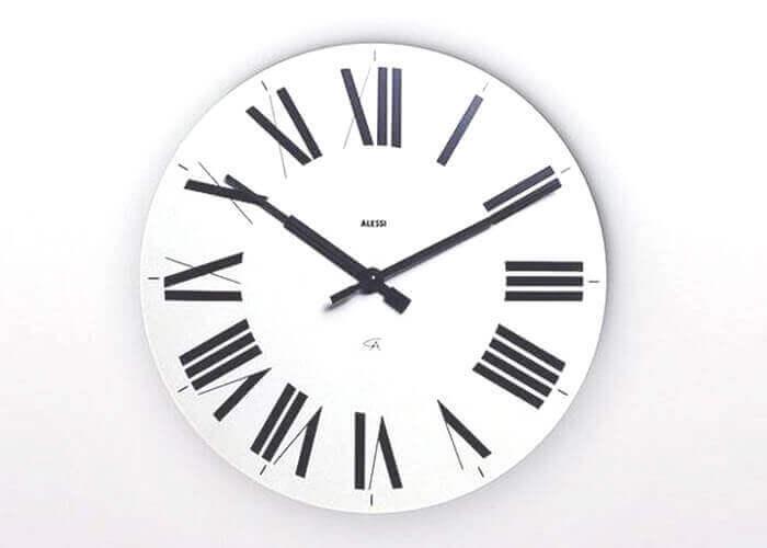 アレッシィの掛け時計 FIRENZE