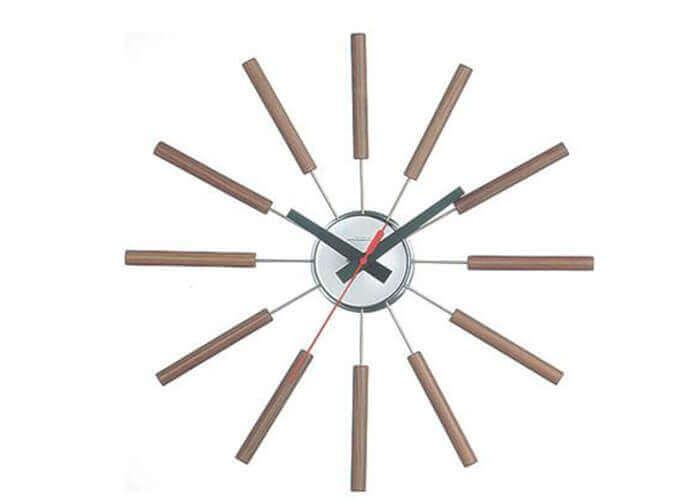 アートワークスタジオの掛け時計 アトラス