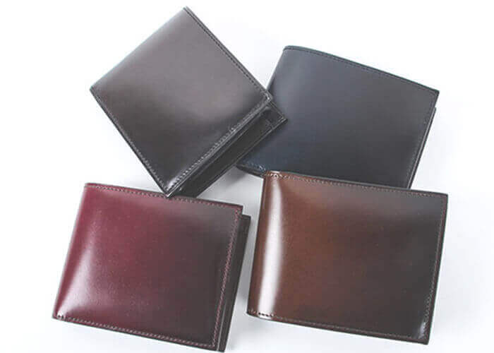 ユハク 二つ折り財布 YAC132
