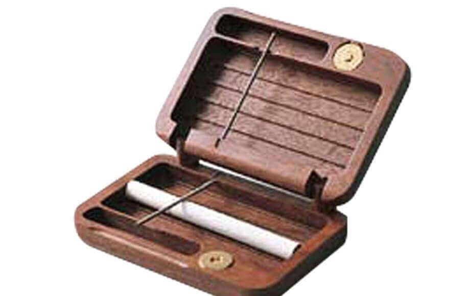 ササキ工芸のシガーケース ササキ工芸のシガレットケース