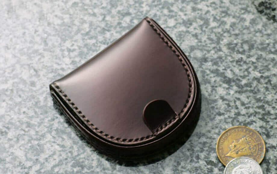 パーリィー 馬蹄型 コインケース