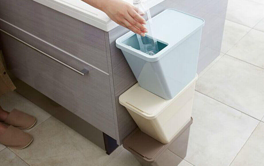 クードのゴミ箱 スタックボックス