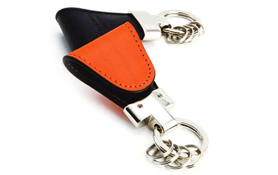 ヴィンテージ キーリング Key Clip