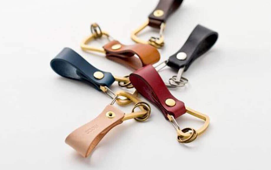 モカのキーリング Key Holder 05