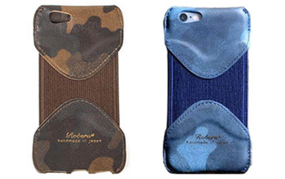 ロベルのスマホケース iPhone6 Case Camouflage