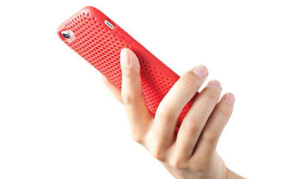 アンドメッシュのスマホケース メッシュケース for iPhone 6