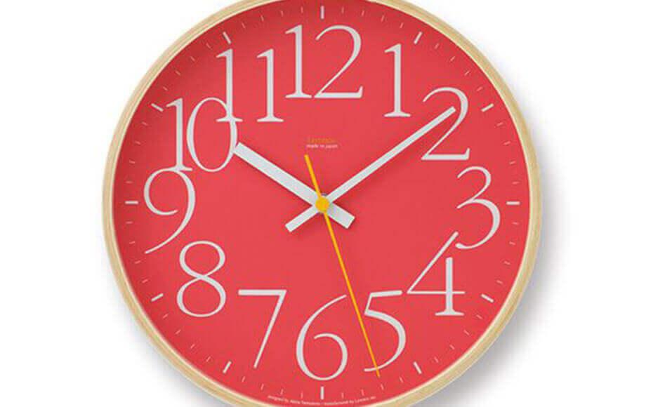 レムノスの掛け時計 AY clock