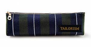シリコンや帆布のペンケース