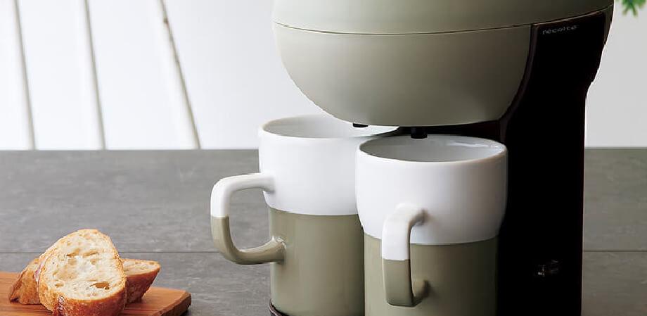 コルト カフェデュオ パウス コーヒーメーカー